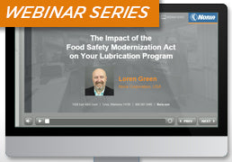 The Impact of the Food Safety Modernization Act on Your Lubrication Program