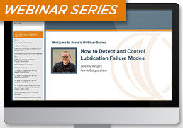 How to Detect and Control Lubrication Failure Modes