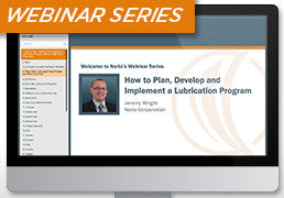 How to Plan, Develop and Implement a Lubrication Program
