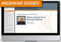 Effective Electric Motor Bearing Lubrication