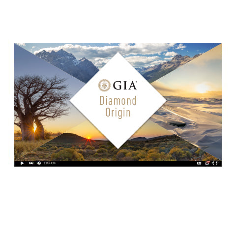 GIA Diamond Origin Video