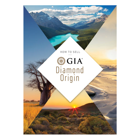 Downloadable GIA Diamond Origin Selling Pocket Guide
