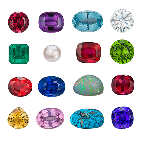 Birthstone Images Suite