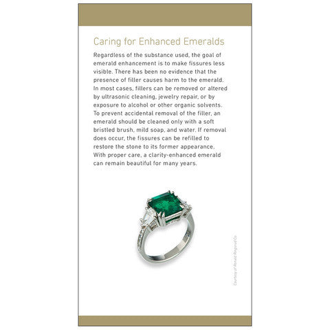 Downloadable Emerald Brochure