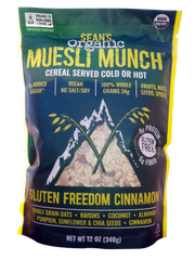 New Muesli Munch with Cinnamon!