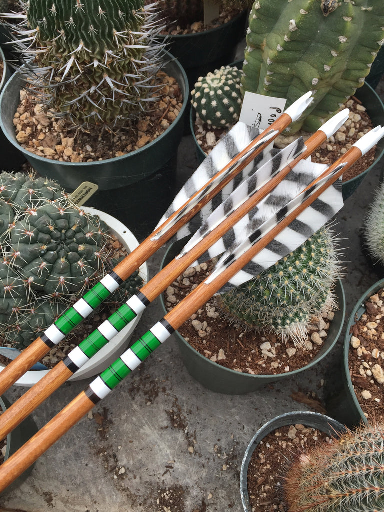 Making Traditional Wood Arrows