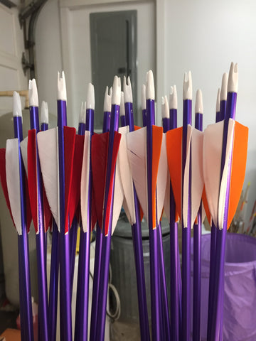 Jazz aluminum kids arrows