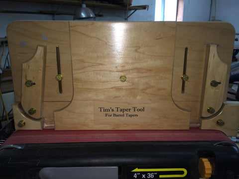 Tim's Taper Tool - For Barrel Tapers
