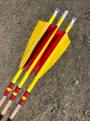 Gold Tip 400 Traditional Classic Arrows