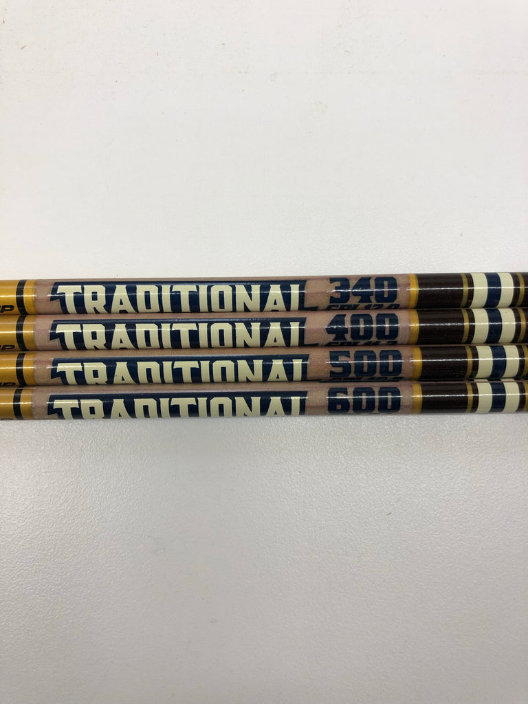 Gold Tip Traditional Classic Shafts Test Kit