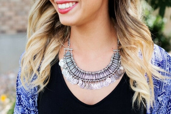 Incorporating Statement Jewelry Into Your Outfits
