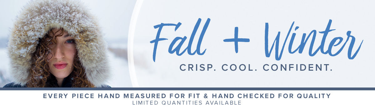 Fall and Winter Women's Apparel Collection
