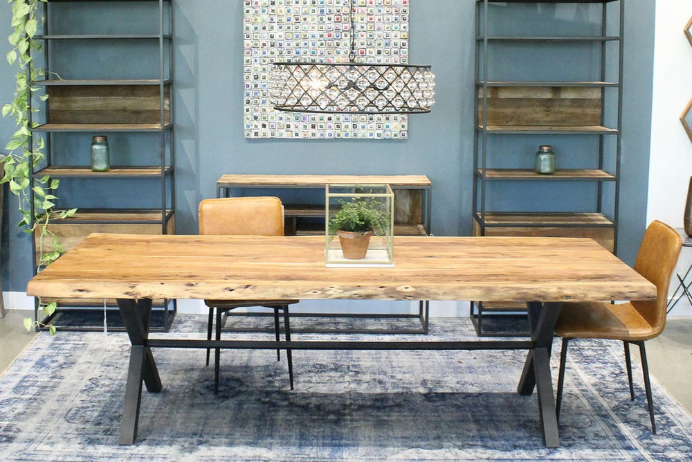 Restore Collection | Live Edge Dining Tables & Benches