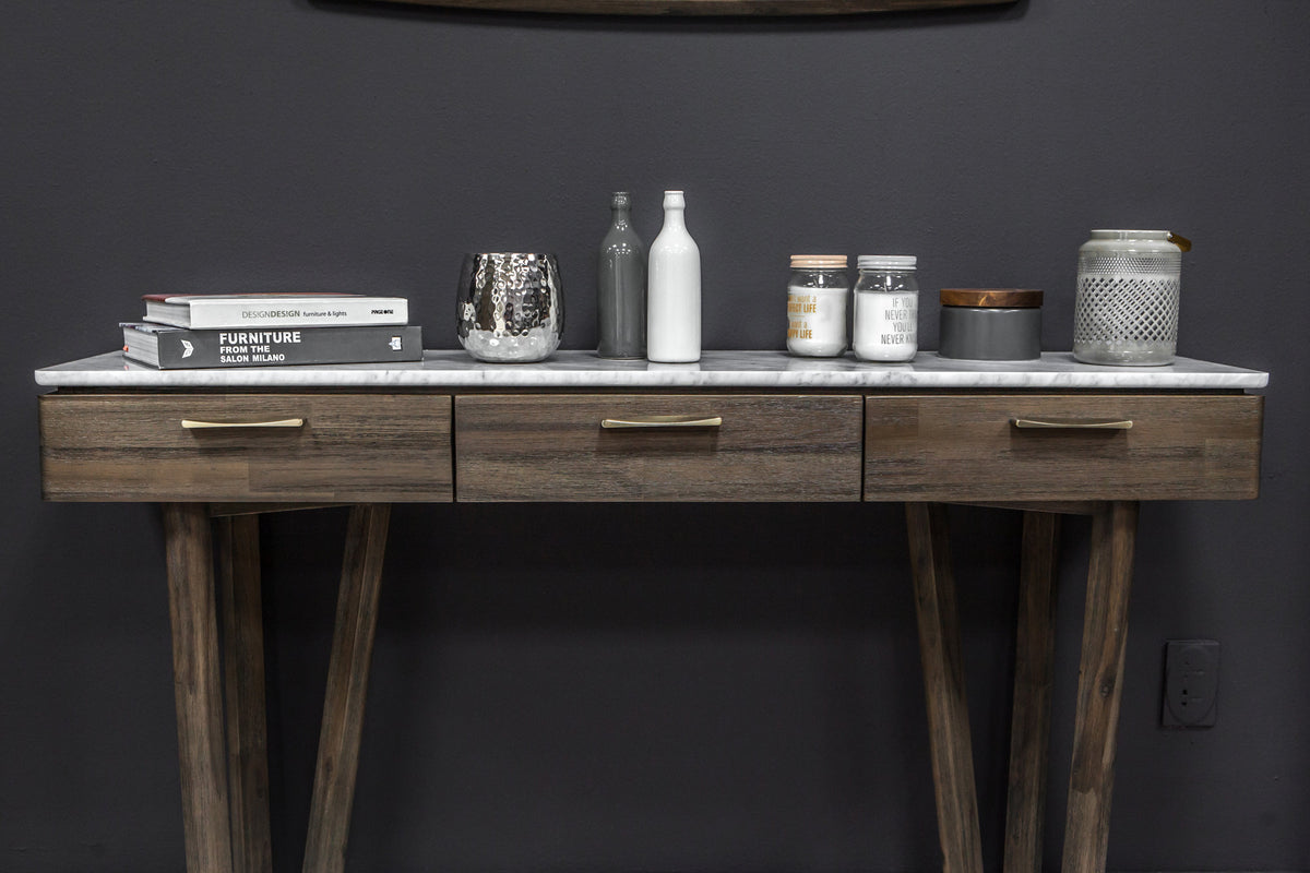 Aura Console Table By LH Imports, Fernie B.C