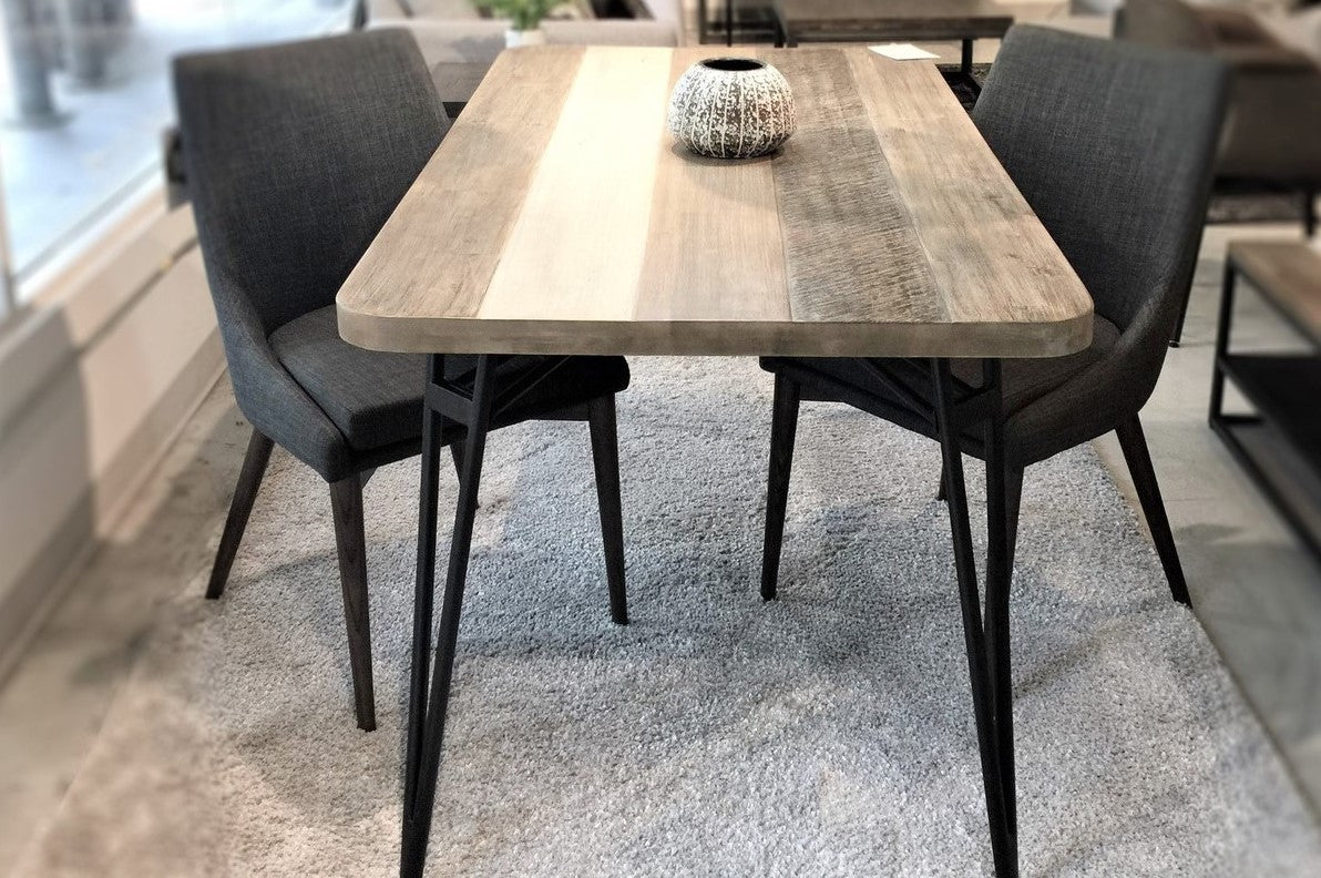 Aspen Dining Table with Two Chairs for Dining Room From LH Imports