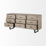 Giselle Nine Drawer Dresser