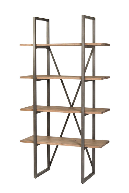 Kenya Narrow Bookcase