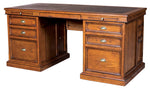 Coast Pedestal Desk