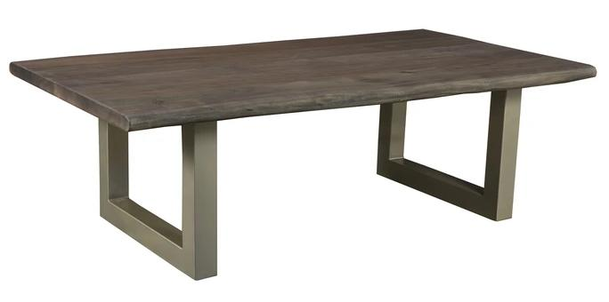 Taj Live Edge Coffee Table