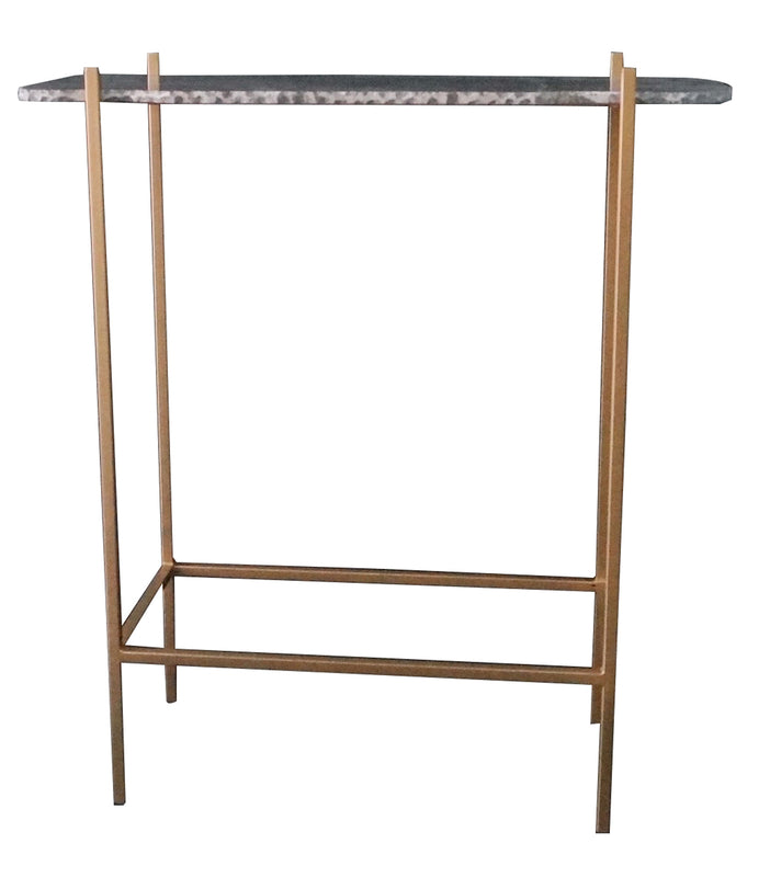 Earth Wind Fire Console Table - Marble Top