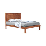 Retro Slat Bed