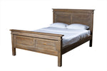Farmhouse Bed - Sundried Finish