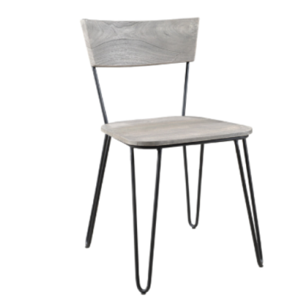Organic Chair - Grey