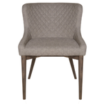 Mila Dining chair Light Grey