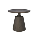Bronx Round Bistro Crank Table