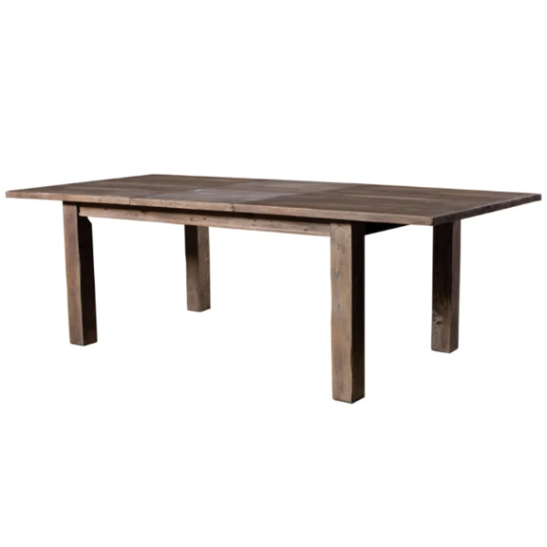 Farmhouse Extendable Dining Table