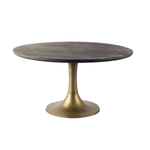 Macleod Gold Dining Table