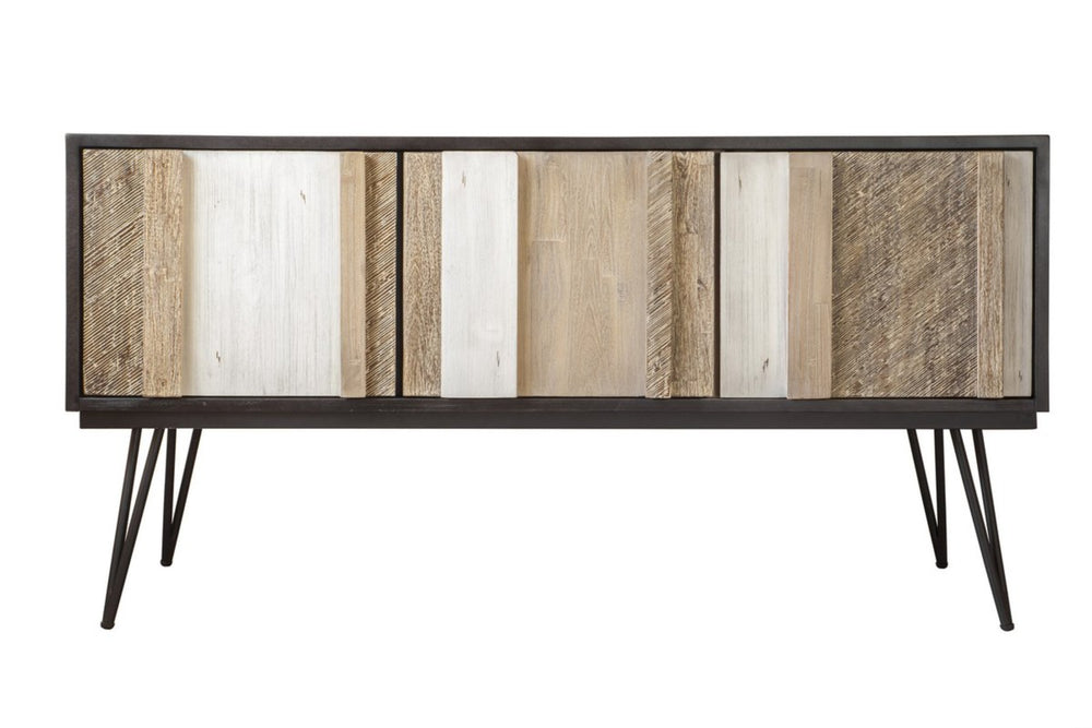 Aspen Black Sideboard