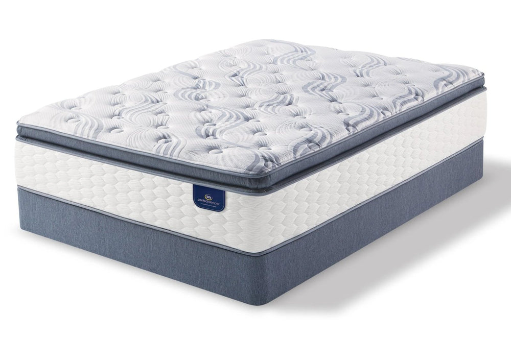 Serta Choice Edition Plush Pillow Top Mattress