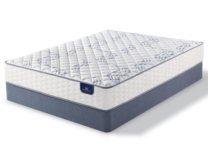 Serta Choice Edition Tight Top Firm Mattress.