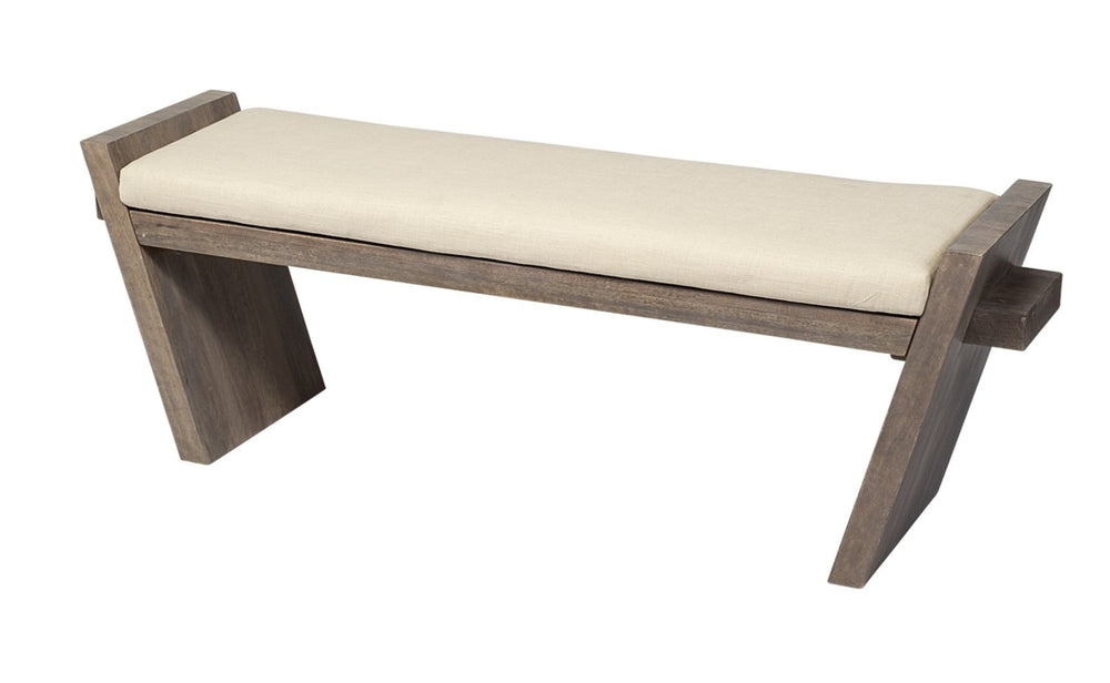 Elaine Upholstered Bench