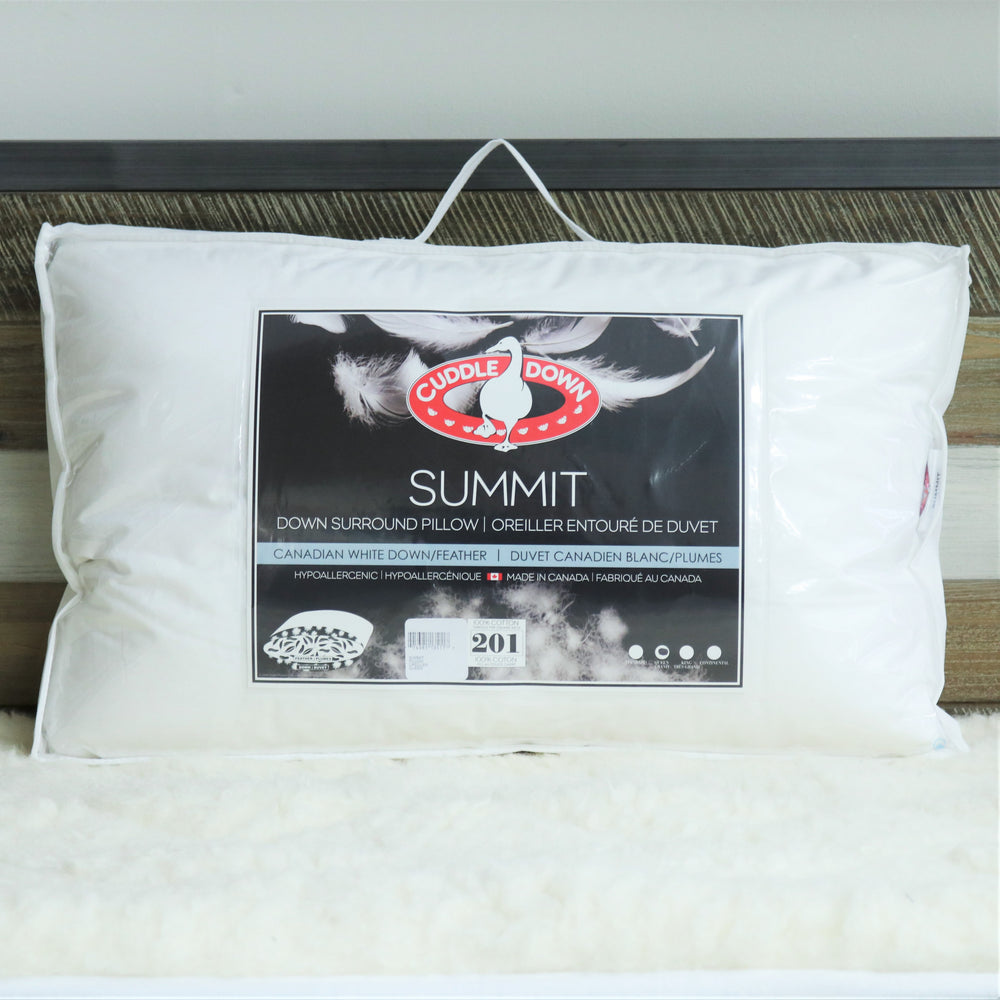 Summit Dual Down Pillow