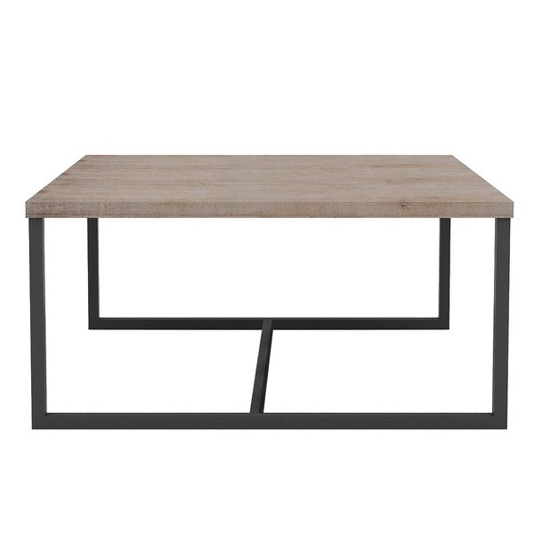 Irondale Coffee Table Urban Rustic Style