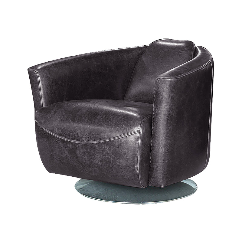 Aviator Swivel Club Chair