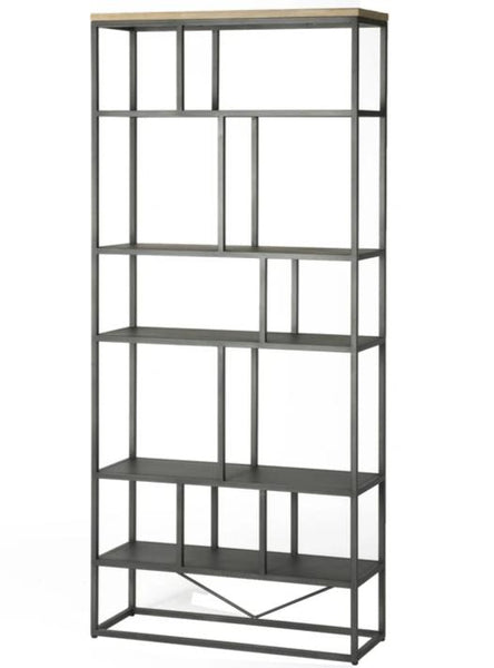 Aspen Collection Tall Bookcase