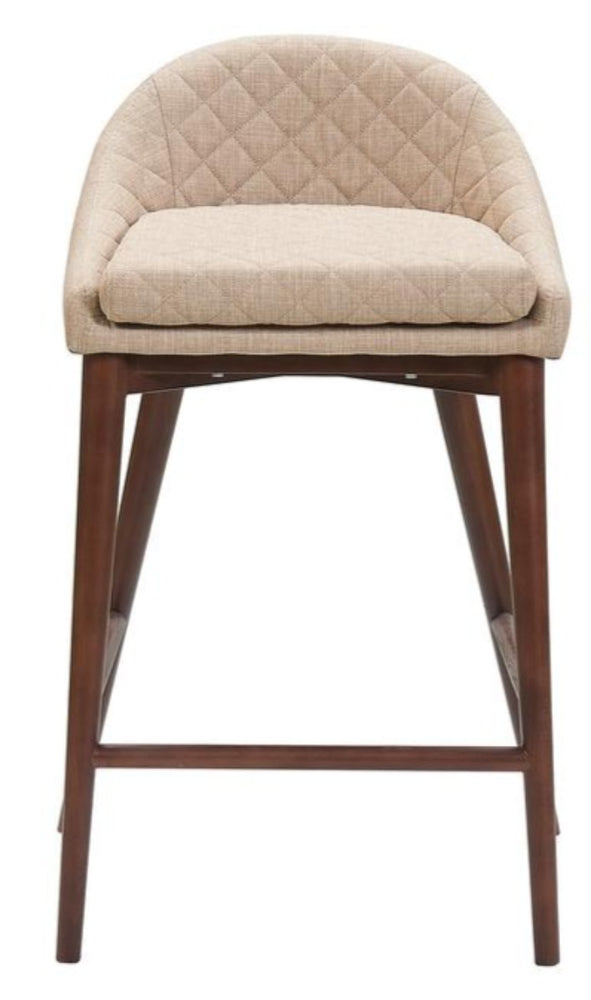 Mila Counter Stool Linen