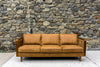 Miles Collection - Leather Sofa