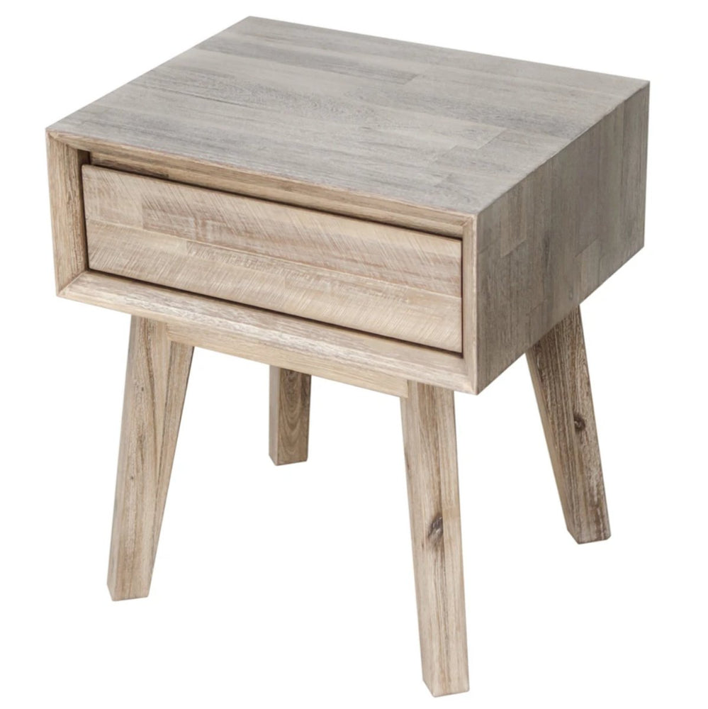 Oslo 1 Drawer Nightstand