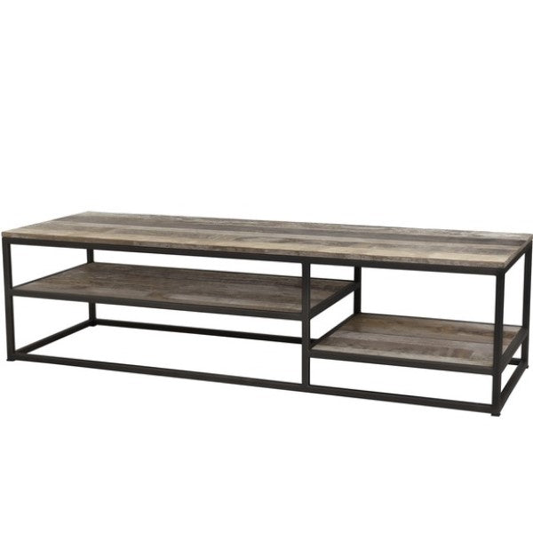 D-Bodhi Multi-Level Coffee Table Mid-Century Modern Style