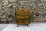 Retro Collection 5 Drawer Chest