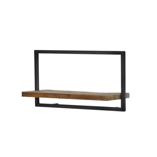 Primitive Collection Metal Frame Wall Box (type A)