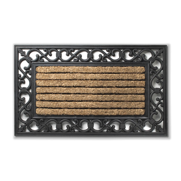 Grill Doormat with Border