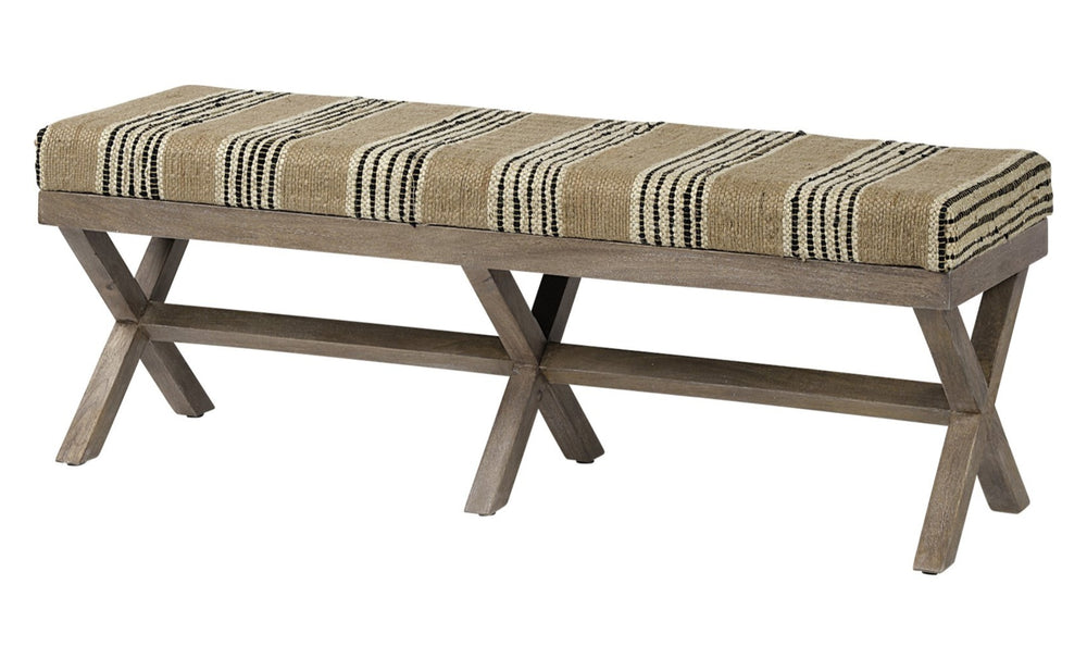 Solis Upholstered Bench