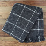 Vinga Throw Dark Grey