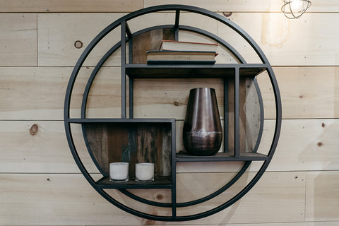 Primitive Collection - Round Wall Rack