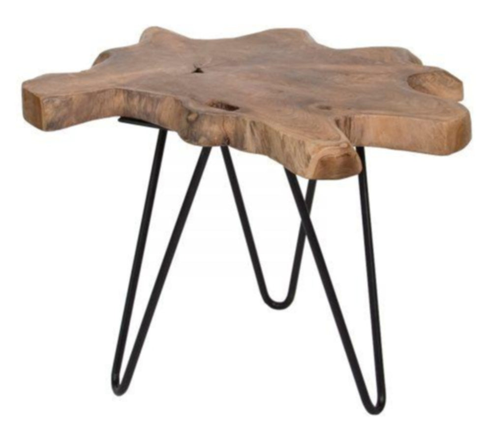 Natura Hairpin Nesting Table Large